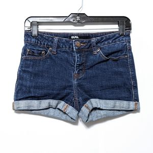 Urban Outfitters BDG Cuffed Denim Jean Shorts 2